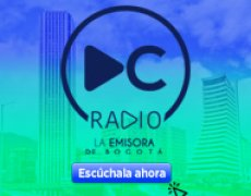 Logotipo DC Radio